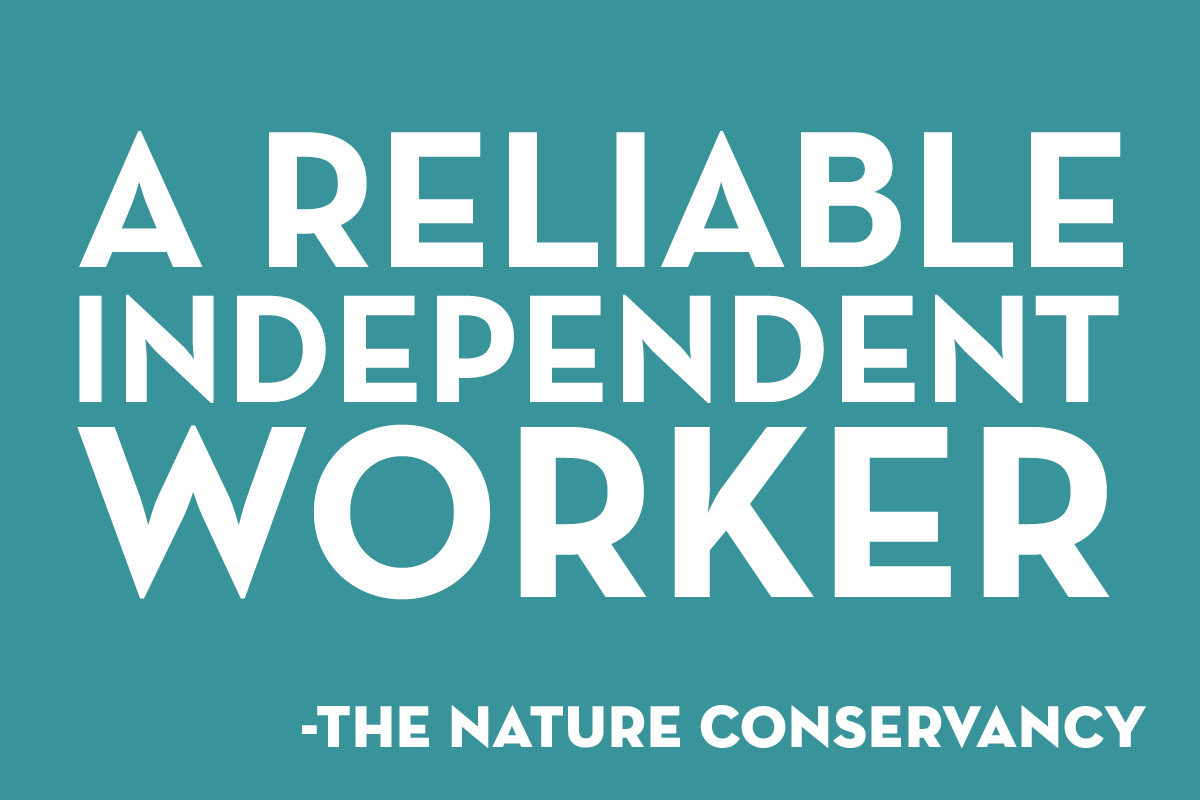 A reliable independent worker