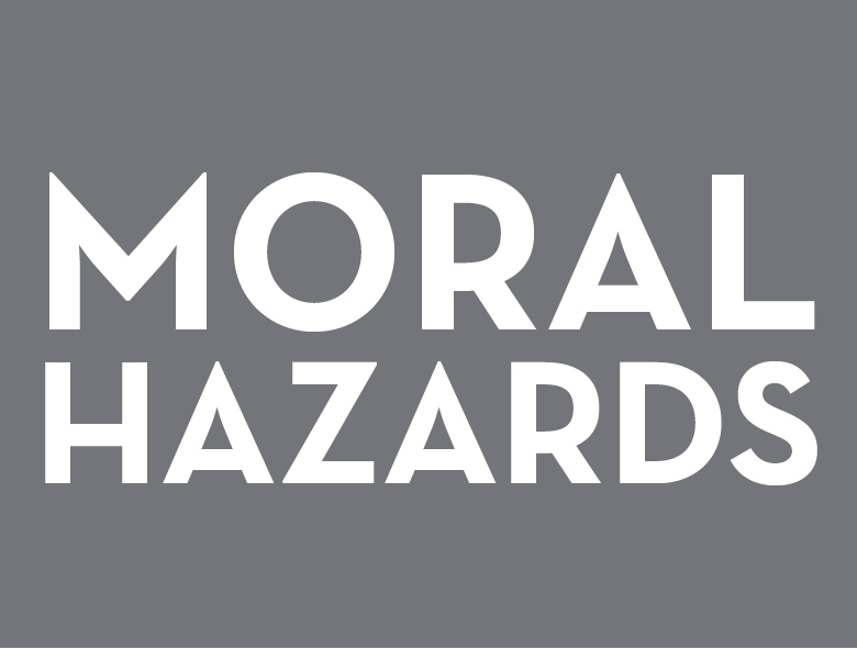 morality and moral hazard an economic This economic concept is known as moral hazard in this case, the insurance firm bears the losses and the problem of moral hazard arises prev definition.
