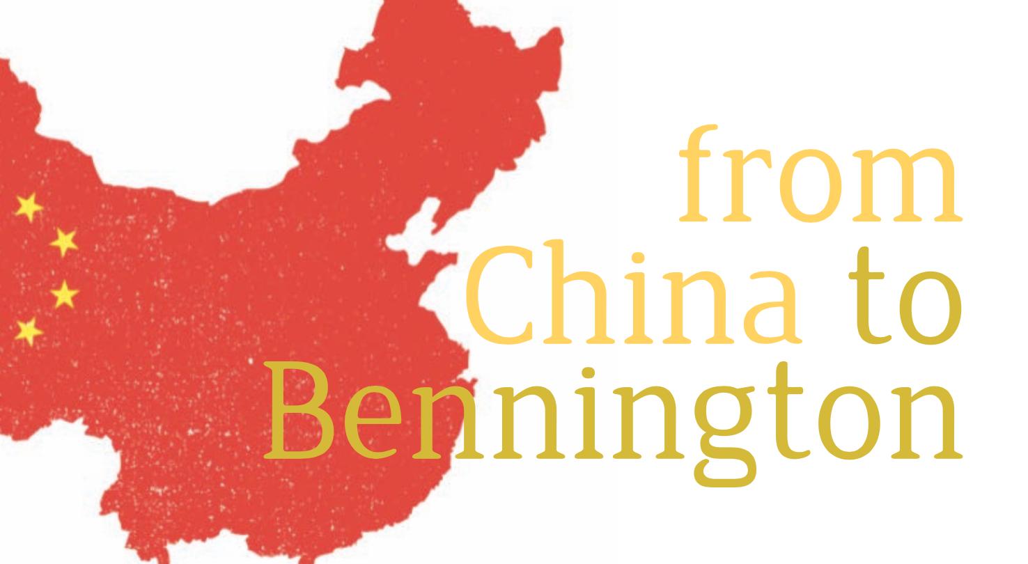From China To Bennington img