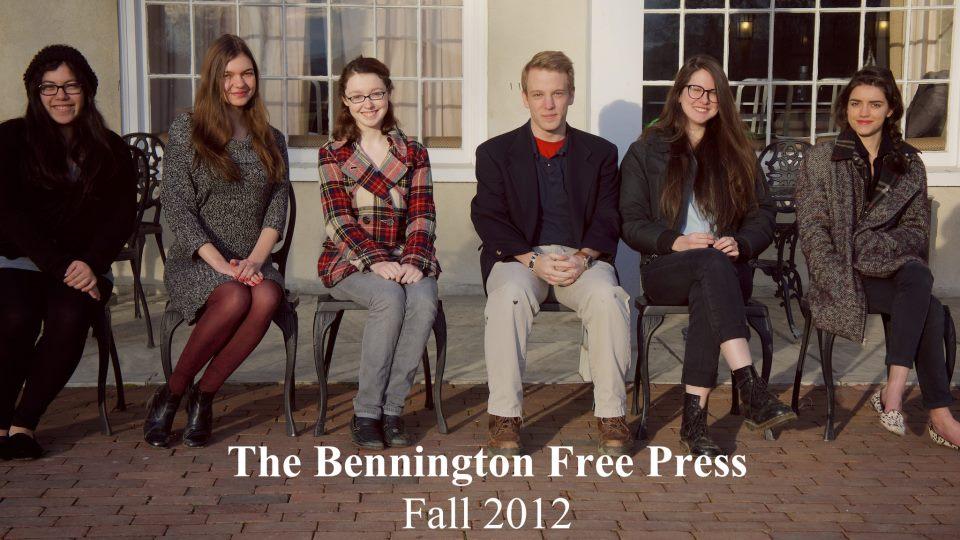 The Bennington Free Press img