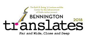 Bennington Translates—Spring 2018