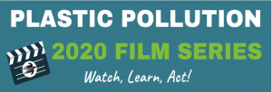 Plastic pollution 2020 film series logo