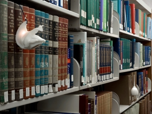 Bennington College's Crossett Library