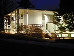 Bennington College Crossett Library