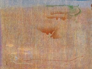 Work by Helen Frankenthaler