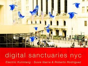 Digital Sanctuaries in NYC