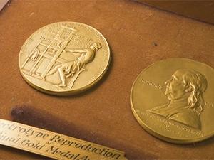 Pulitzer Prize medallions