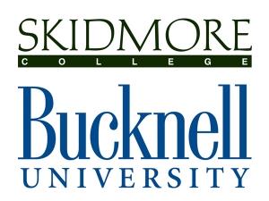 Skidmore College, Bucknell University