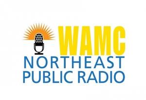 Image of WAMC radio logo