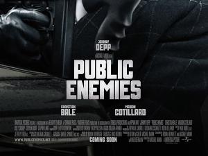 Public Enemies cover