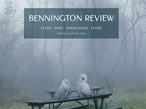 Bennington Review Wins Best Debut