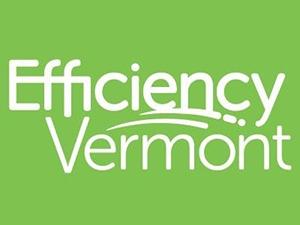 efficiency vt logo in green, white letters