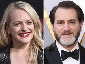 Elisabeth Moss and Michael Stuhlbarg