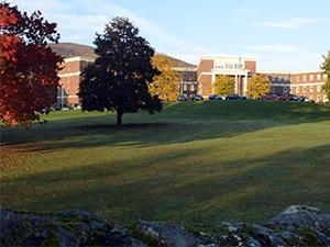 Photo of SVMC campus