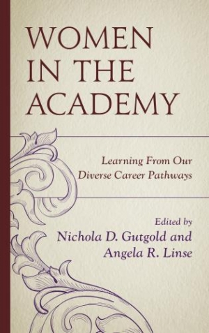 Mariko Silver contributes chapter to book about Women in the Academy