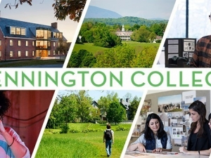 Banner image of Bennington Works students