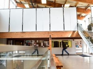 vapa interior hallway
