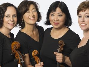 The Cassatt String Quartet in Concert