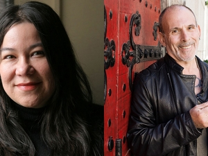 Brenda Shaughnessy and Peter Trachtenberg