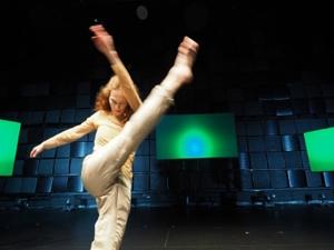 pc Mick Bello dance still