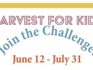 Harvest for Kids Team Challenge