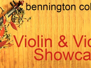 Violin and Viola Showcase