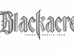 Cover of Blackacre by Monica Youn