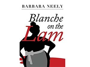 Blanche on the Lam cover