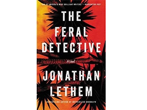 The Feral Detective cover