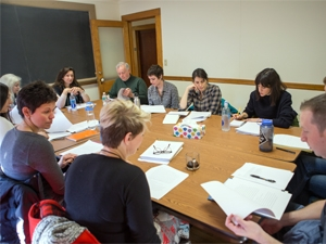 MFA in Writing and Literature (Writing Seminars)