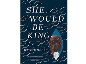 She Would Be King cover
