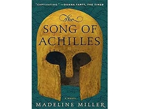 Song of Achilles cover