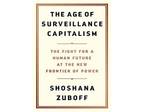 The Age of Surveillance Capitalism cover