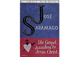 The Gospel According to Jesus Christ cover