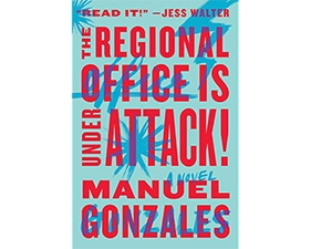 The Regional Office cover