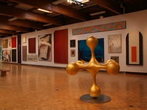 Modernist Masters in Usdan Gallery
