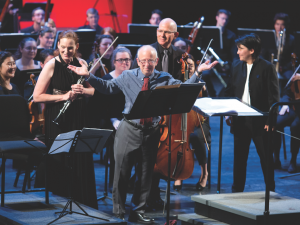 Allen Shawn and Orchestra