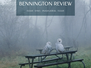 Bennington Review 2016 Inaugural issue
