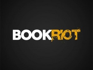 article about the best books of the year; book riot logo
