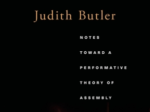 Judith Butler's 'Notes Toward A Performative Theory Of Assembly'