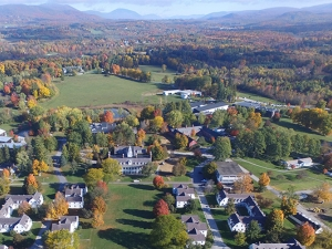 Image of Campus Aerial Shot