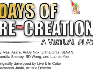 Image of The Days of Re-Creation logo