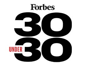 Image of Forbes 30 Under 30 Logo