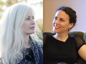 Amy Hempel and Fiona Maazel