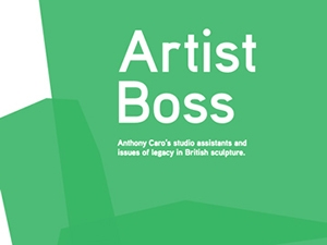 Artist Boss Book Cover