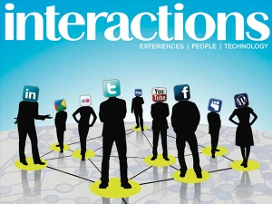 Max Nanis and Ian Pearce on Interactions Magazine
