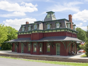 North Bennington Train Station