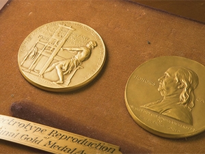 Pulitzer Prize medallions
