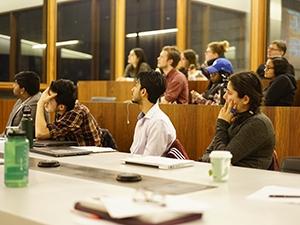 SCT Senior Seminar 2017: Presentation of Advanced Work