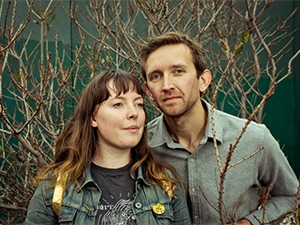 "Sylvan Esso ""Keeps Electronic Pop Human"""
